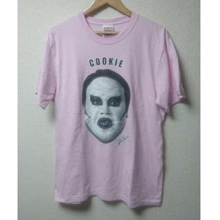 パンクドランカーズ(PUNK DRUNKERS)のPUNKDRUNKERS パンクドランカーズ くっきー Tシャツ(Tシャツ/カットソー(半袖/袖なし))
