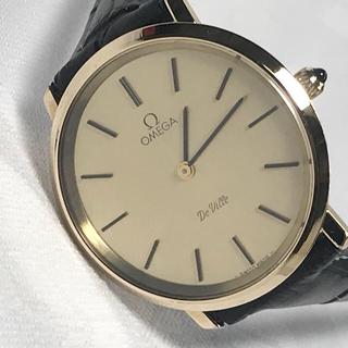 オメガ(OMEGA)の【OMEGA/オメガ】Devilleデビル アンティーク 手巻 ベルト新品20K(腕時計(アナログ))