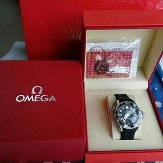 オメガ(OMEGA)の美品  OMEGA   自動巻き  42mm F-52(腕時計(アナログ))