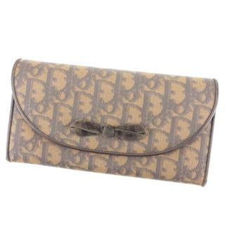 ディオール(Dior)のDior   ディオール ファスナー付き  長財布 (長財布)