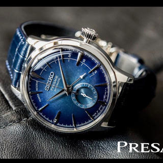 セイコー(SEIKO)の限定完売レアセイコープレサージュカクテルスターライトseiko presage(腕時計(アナログ))