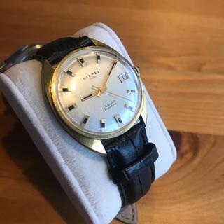 エルメス(Hermes)の【希少‼︎】HERMES 1970'sビンテージ手巻き腕時計(腕時計(アナログ))