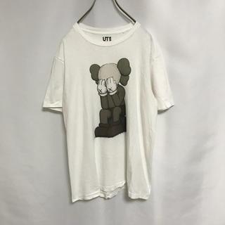 ユニクロ(UNIQLO)のユニクロ カウズ Tシャツ メンズ メンズ L 完売(Tシャツ/カットソー(半袖/袖なし))
