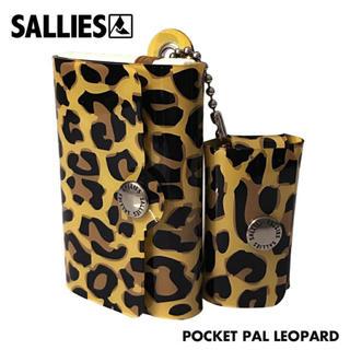 ビームス(BEAMS)の SALLIES POCKET PAL LEOPARD(財布)