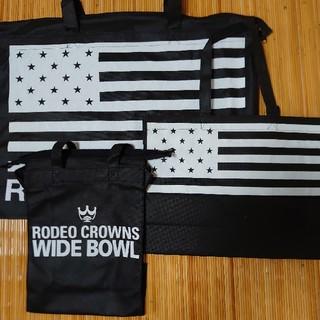 ロデオクラウンズ(RODEO CROWNS)のショップ袋(ショップ袋)