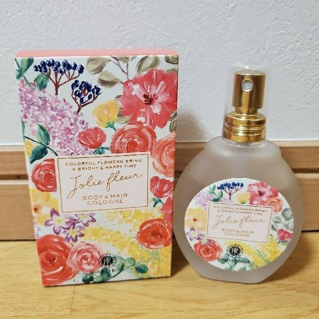 HOUSE OF ROSE(ハウスオブローゼ)のハウスオブローゼ ジョリフルール ボディ&ヘアコロン コスメ/美容の香水(香水(女性用))の商品写真