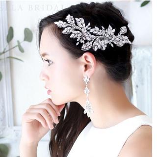 ヴェラウォン(Vera Wang)のStella bridal ステラブライダル  ウェディングヘッドアクセ(ヘッドドレス/ドレス)