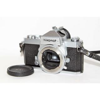 ニコン(Nikon)の【美品】Nikon Nikomat FTn ニコン(フィルムカメラ)