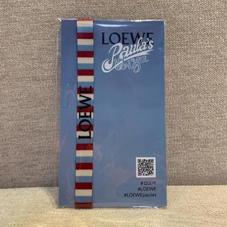 ロエベ(LOEWE)の【新品未使用】ロエベ  LOEWE 携帯バンド(iPhoneケース)