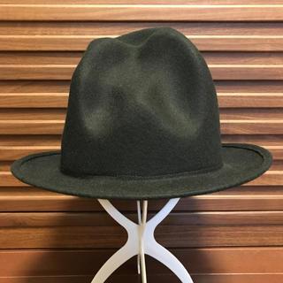 ヴィヴィアンウエストウッド(Vivienne Westwood)のヴィヴィアンウエストウッド マウンテンハット 帽子 メンズ(ハット)