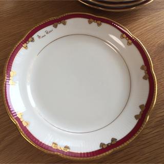 ニナリッチ(NINA RICCI)のニナリッチ デザート皿5枚セット (食器)