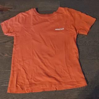 モンベル(mont bell)のモンベルTシャツ 130サイズ(Tシャツ/カットソー)