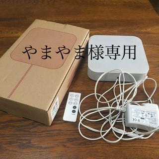 ムジルシリョウヒン(MUJI (無印良品))の 【最終値下げ】無印 Bluetooth壁掛け式スピーカー(ポータブルプレーヤー)