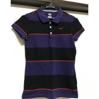 ナイキ(NIKE)のナイキ ポロシャツ レディースSサイズ(ポロシャツ)