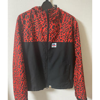 アベイシングエイプ(A BATHING APE)のA BATHING APE nylon jacket(ナイロンジャケット)