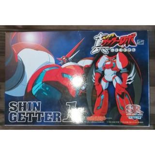 アオシマ(AOSHIMA)の「希少品!!」真ゲッターロボ スーパーロボットシリーズ「真ゲッター1」  (模型/プラモデル)