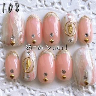 送料&カラー変更1色無料«108»ジェルネイルチップ♡*゜