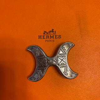 エルメス(Hermes)のエルメス トゥアレグ ベルト 希少 H  バックル スターリングシルバー(ベルト)