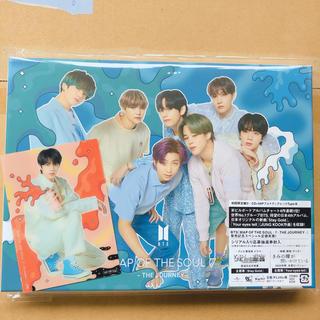 ボウダンショウネンダン(防弾少年団(BTS))のbts 初回限定盤D ジン トレカ JIN(K-POP/アジア)