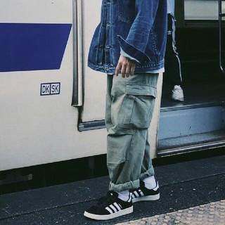 W)taps - DESCENDANT 19s/w D-65M Satin trousers