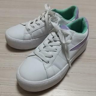 フィラ(FILA)のFILA 運動靴 23.5cm(スニーカー)