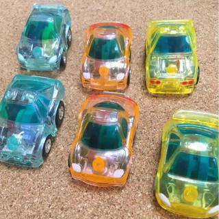 走る車 ミニカー 6個セット(ミニカー)