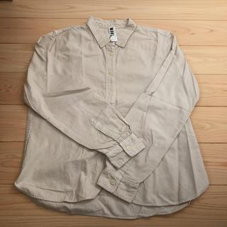 マーガレットハウエル(MARGARET HOWELL)のMHL コットンシャツ(シャツ/ブラウス(長袖/七分))