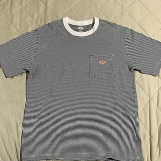 ダントン(DANTON)のyona様専用 DANTON ボーダーポケットTシャツ 40(Tシャツ/カットソー(半袖/袖なし))