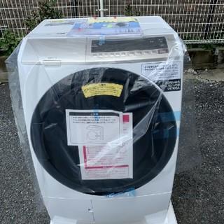 日立 - 日立 BD-SV110EL-W ドラム式洗濯乾燥機 ビッグドラム ホワイト [洗