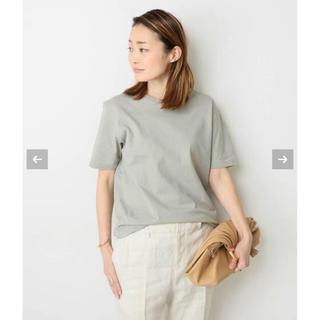 ドゥーズィエムクラス(DEUXIEME CLASSE)のroomy様専用未使用タグ付 Deuxieme Classe neat Tシャツ(Tシャツ(半袖/袖なし))