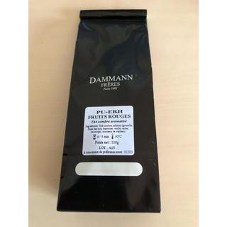 ダマンフレール レッドフルーツ PU-ERHフルーツレッズ 紅茶 人気 フランス(茶)