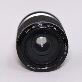 ニコン(Nikon)のNikon Zoom-NIKKOR 43-86mm f3.5Ai(レンズ(ズーム))
