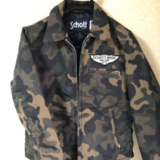 schott - Schott/ショット/NYLON TRUCKER JACKET
