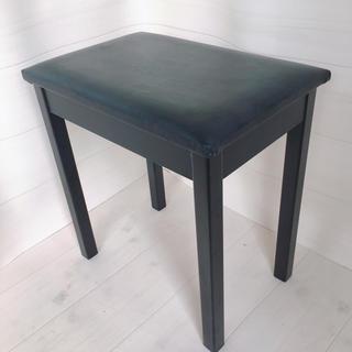 【送料無料K】ピアノ椅子 電子さピアノ チェアー 台 黒 イス いす(電子ピアノ)