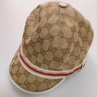 グッチ(Gucci)のGUCCIキッズサイズ帽子(^^)(帽子)