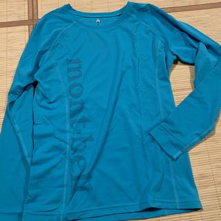 モンベル(mont bell)のmont-bell ロンT(Tシャツ(長袖/七分))