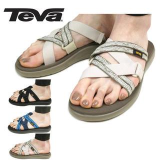 テバ(Teva)のTEVA VOYA SLIDE US6 23cm ボヤスライド(サンダル)