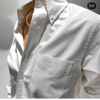 マディソンブルー(MADISONBLUE)のマディソンブルー 2020SS B.D ドレスシャツ 02 新品(シャツ/ブラウス(長袖/七分))