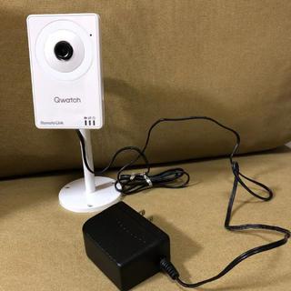 アイオーデータ(IODATA)の値下げ中 アイオーデータ ライブネットワークカメラ Qwatch みまもりカメラ(防犯カメラ)