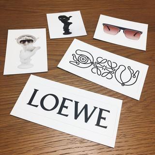 ロエベ(LOEWE)のLOEWE ステッカー(シール)