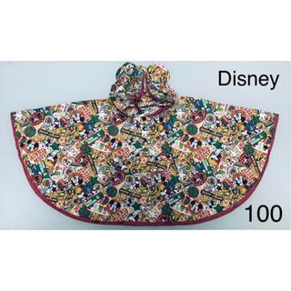 Disney - Disney ディズニー*レインポンチョ レインコート