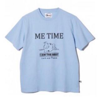 トリプルエー(AAA)のnaptime Tシャツ Mサイズ(Tシャツ/カットソー(半袖/袖なし))