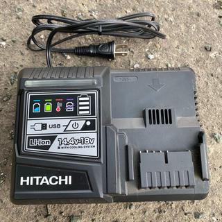 ヒタチ(日立)の日立 急速充電器 バッテリー2個セット(バッテリー/充電器)