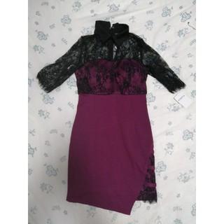 デイジーストア(dazzy store)の新品タグ付き♥dazzyStore♥キャバドレス♥Sサイズ♥(ミニドレス)