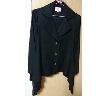 ヴィヴィアンウエストウッド(Vivienne Westwood)のヴィヴィアンウエストウッド裾変形ジャケット(テーラードジャケット)