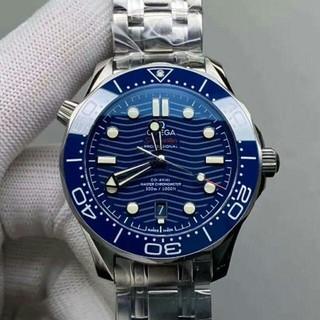オメガ(OMEGA)の男性腕時計自動巻き(腕時計(アナログ))