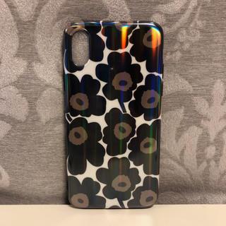 マリメッコ(marimekko)のmarimekko iPhone x/xs case(iPhoneケース)