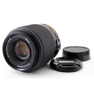 ニコン(Nikon)の★美品★ニコン NIKON AF-S DX 55-200mm F4-5.6G(レンズ(ズーム))