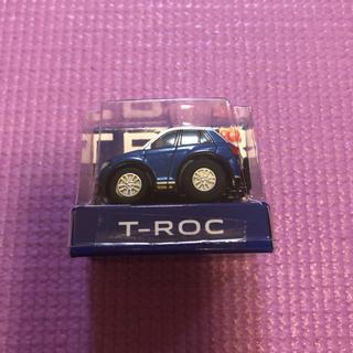 フォルクスワーゲン(Volkswagen)の新品未使用非売品 T-ROC チョロQ フォルクスワーゲン(ミニカー)