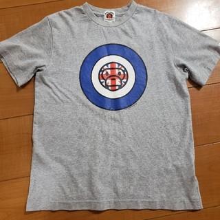 アベイシングエイプ(A BATHING APE)のBape Kids Tシャツ 140 ベイプキッズ エイプ APE(Tシャツ/カットソー)